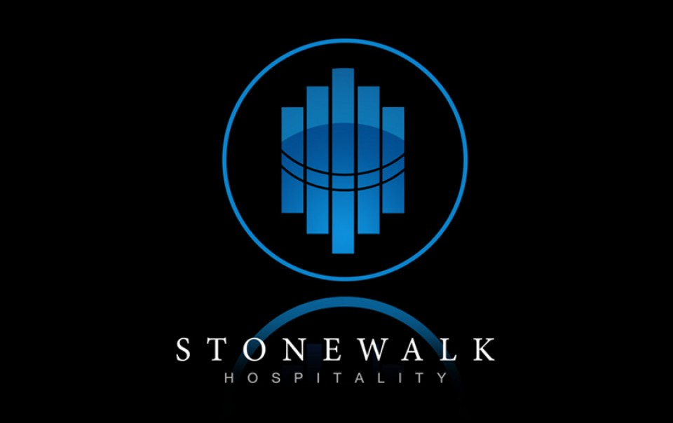 Logo / Brand Identity for Stonewalk Hospitality Investment Group